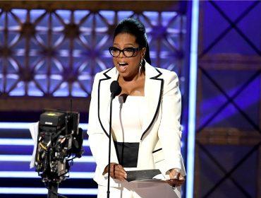 Oprah volta à TV aberta no domingo com salário reduzido e expectativa nas alturas