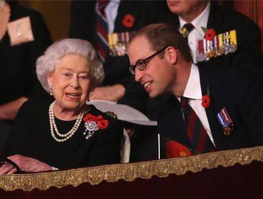 Proximidade de Elizabeth II com William levanta suspeitas sobre sucessão do trono