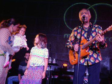 Gilberto Gil canta com Preta aos pés do Cristo Redentor: aos cliques