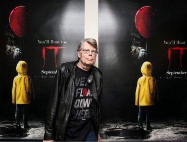 """Sucesso de """"It: A Coisa"""" já causa efeitos positivos no bolso de Stephen King"""