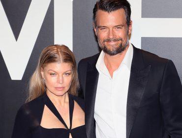 Fergie e Josh Duhamel anunciam fim do casamento e cantora vem solteira para o Rock in Rio