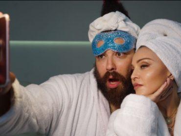 Madonna convoca instagramer The Fat Jewish para lançar sua linha de produtos de beleza
