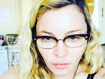 Madonna com problemas em Portugal: a cantora não consegue provar que é ela mesma! Oi?