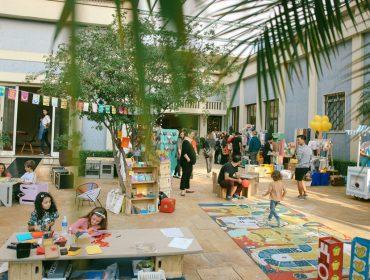 """Casa Panamericana será palco de mais uma edição """"Pitanga, Curadoria para Crianças"""""""