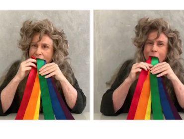 Vera Holtz dá seu recado no Instagram sobre liminar que trata homossexualidade como doença