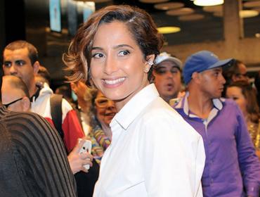 """Camila Pitanga, aos 40: """"Menos volátil, em um processo de revalorização da vida"""""""