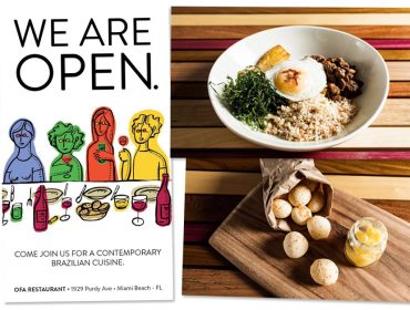 Tem restaurante brasileiro descolado abrindo as portas em Miami. Aos detalhes!