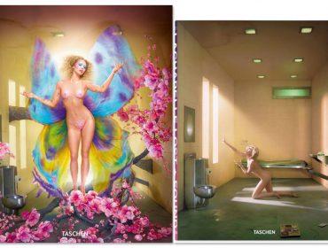 Miley Cyrus nua para o novo livro de David LaChapelle. Aproveite e confira outras estrelas!
