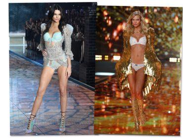 Sai Kendall Jenner e volta Karlie Kloss: a dança das cadeiras do desfile da Victoria's Secret