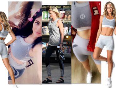 Kylie Jenner e Charlize Theron usam looks de marca brasileira que custam menos de R$ 110
