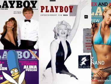 """Túnel do tempo: seis capas icônicas da """"Playboy"""" que continuam dando o que falar"""