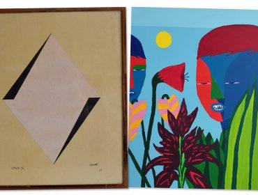 Galeria MaPa recebe obras de artistas contemporâneos da Mezanino! Vem saber!