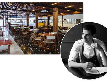 Ivan Ralston: ele tentou a música, mas se deu bem como chef do badalado restaurante Tuju!