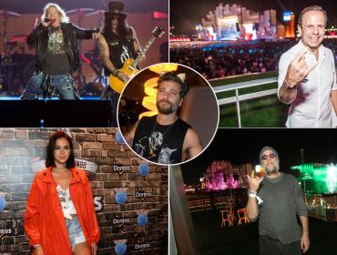Os melhores momentos do último fim de semana do Rock in Rio