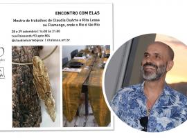 Rita Lessa e Claudia Duarte juntas em evento no Rio: vem saber