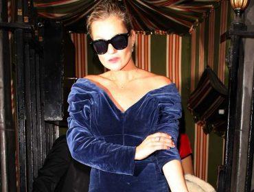 """Em novo livro, bilionário inglês faz revelações sobre a """"party girl"""" Kate Moss"""