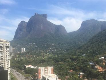 Guerra na Rocinha altera vista de cartão postal carioca. Aos detalhes