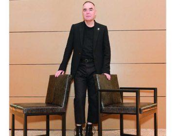 Reinaldo Lourenço volta a se reinventar com móveis assinados com a Breton