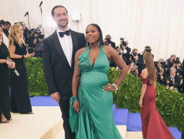 Girl power! Serena Williams e Alexis Ohanian dão à luz uma menina na Flórida