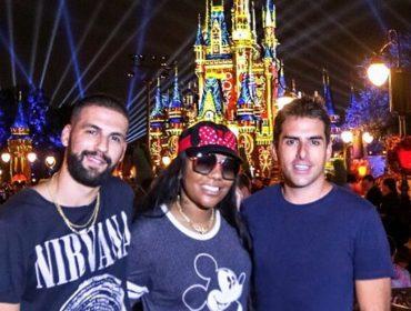 Amizade com astro teen e pedido de casamento: as férias quentes de Ludmilla na Flórida