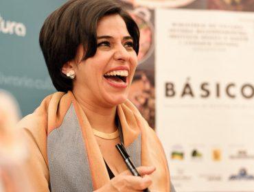 Noite de autógrafos da chef Ana Luiza Trajano agitou Livraria Cultura do Iguatemi