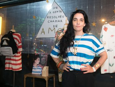 Rita Wainer lança collab ao lado de turma artsy carioca