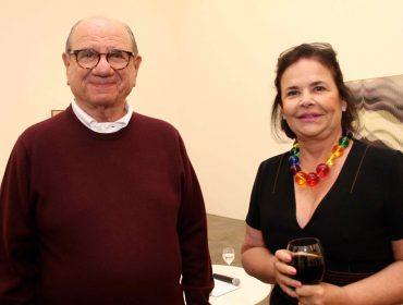 Abraham Palatnik trouxe seus trabalhos recentes para São Paulo para exposição na Galeria Nara Roesler