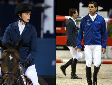 Milhões de dólares e um cavalo: decisão sobre divórcio de Athina Onassis e Doda Miranda sai até o fim do mês
