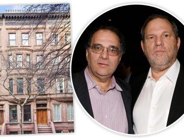 Irmão de Harvey Weinstein vende townhouse em NY por mais de R$ 56 milhões