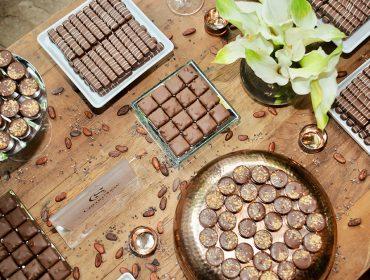 Cacau Show adoçou nossa comemoração com seus chocolates e gelatos