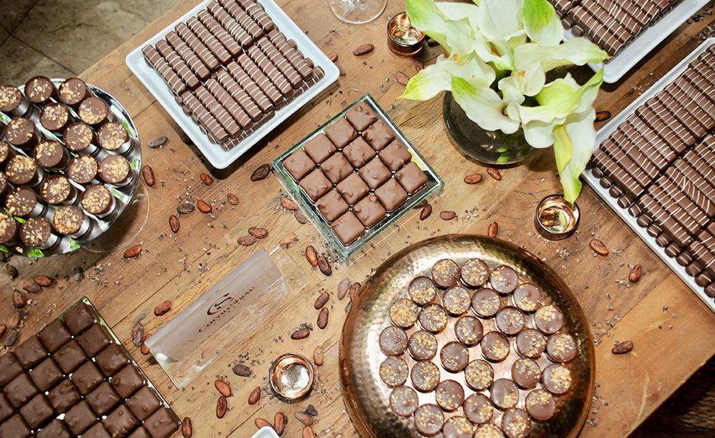 d8f427df24e Cacau Show adoçou nossa comemoração com seus chocolates e gelatos