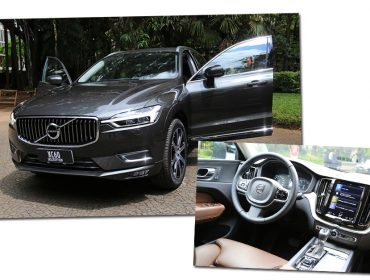 Novo XC60 da Volvo Cars chamou atenção no Piquenique Glamurama