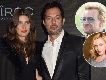 Bono se junta a Madonna em entourage que vem ao Brasil para casamento aos pés do Redentor… Saiba tudo