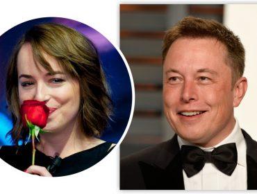 Elon Musk deu pivô no casamento de Michelle Alves só para ver Dakota Johnson