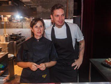 Aconteceu nessa segunda, no Peppino Bar, o primeiro jantar da De Cecco para comemorar o Dia Mundial da Massa