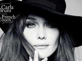 Ex-primeira dama da França, Carla Bruni canta AC/DC e Rolling Stones em seu novo álbum