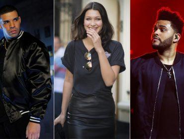 O clima esquentou entre Drake e The Weeknd, tudo por conta de Bella Hadid. Vem saber