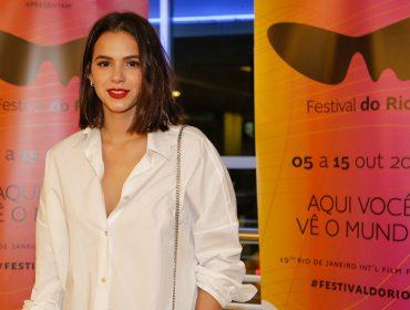 De Bruna Marquezine a Mariana Ximenes: o que rolou no Festival do Rio no feriadão