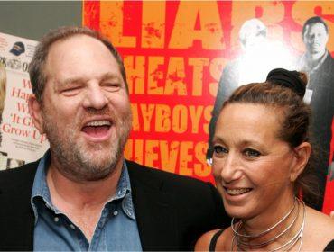 Donna Karan, que causou ao defender Harvey Weinstein, agora se diz arrependida