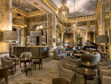 Depois de longa reforma reabre, em Paris, o Hotel de Crillon, um clássico da cidade