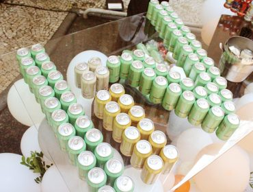 Os chás da Liv Drinks fizeram sucesso durante o Piquenique Glamurama. Vem ver!