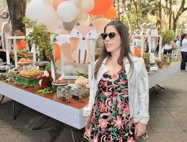 Piquenique Glamurama ganhou cara de festa na floresta com décor by Letícia Alencar