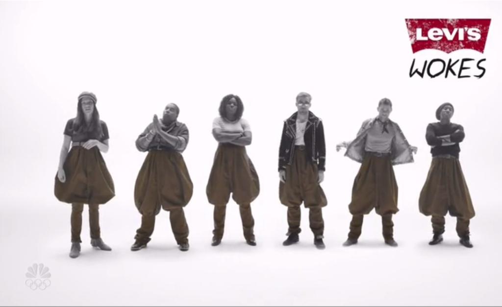 O SNL lançando moda