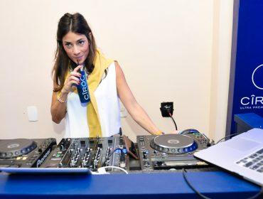 Cîroc e Spotify criam parceria e comemoram com festa ao som de Marina Diniz