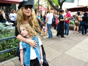 O shopping Pátio Higienópolis armou sua festa de Dia das Bruxas para convidados nesse sábado