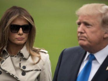 Pasma! Internet vai à loucura com teoria conspiratória sobre dublê de Melania Trump