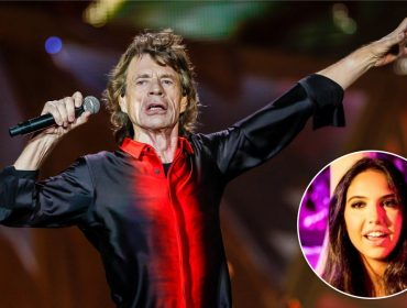 Mick Jagger pode estar namorando estudante americana 52 anos mais jovem que ele