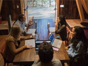 Microsoft aposta em casas na árvore para aumentar produtividade dos funcionários
