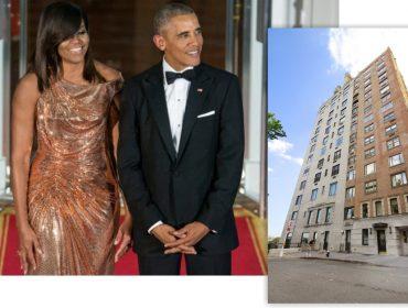 Michelle e Barack Obama estão de olho em duplex de US$ 10 milhões em Nova York