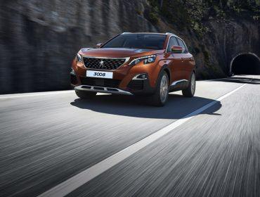 Poderoso, novo SUV Peugeot 3008 vai estacionar na Festa de 11 anos da Revista J.P